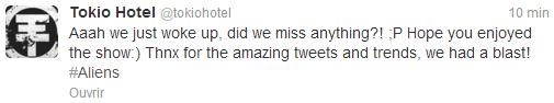 "[INFO] Tokio Hotel en ""trending topic"" sur Twitter !  - Page 4 3135891928_1_6_TkkMmzXW"