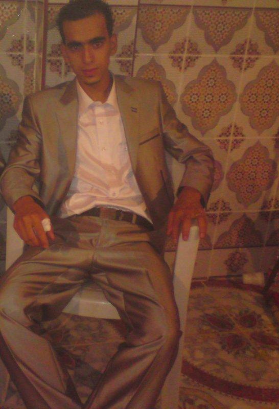 MON frère HAFID en soirai