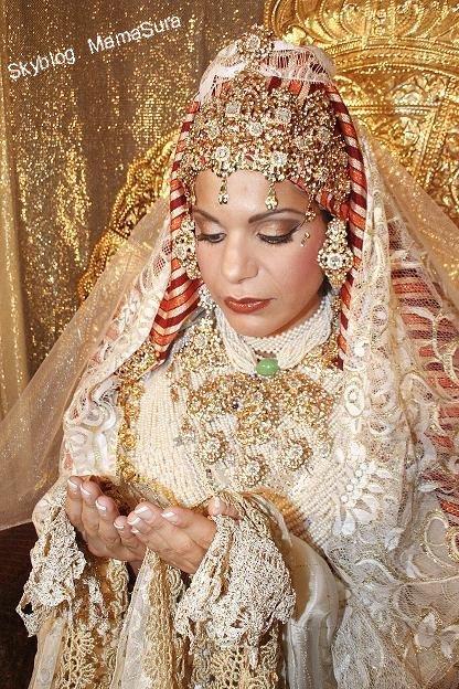 Le droulement du mariage musulman - Musulmane et fire